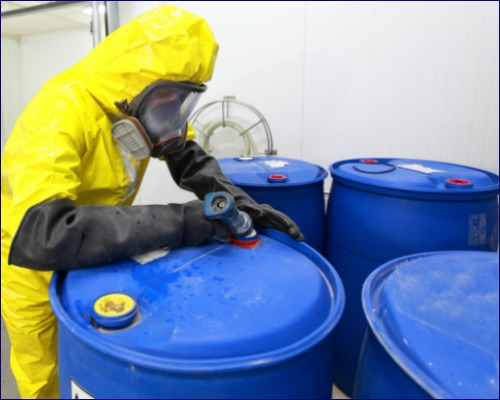 Hazardous Waste Cleanup