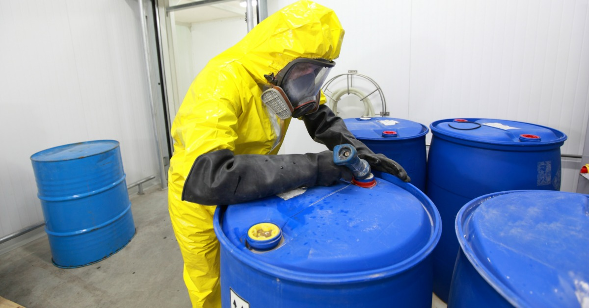 Hazardous Waste Disposal Ohio