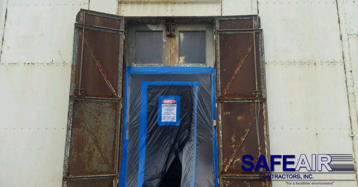 Commercial Asbestos Abatement