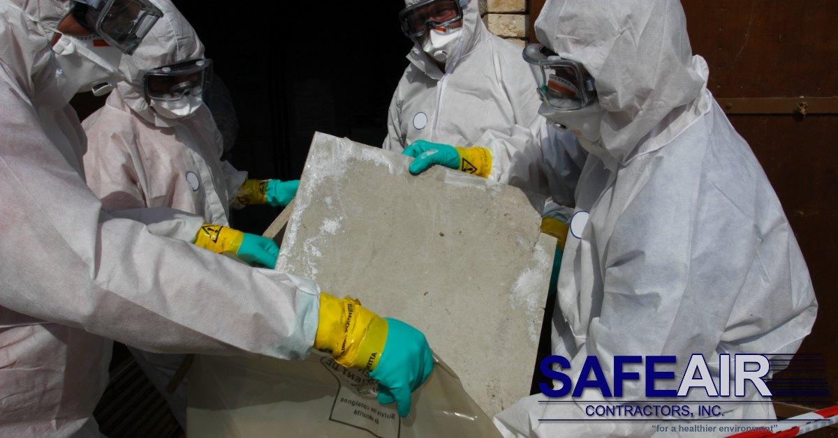 Sources of Asbestos