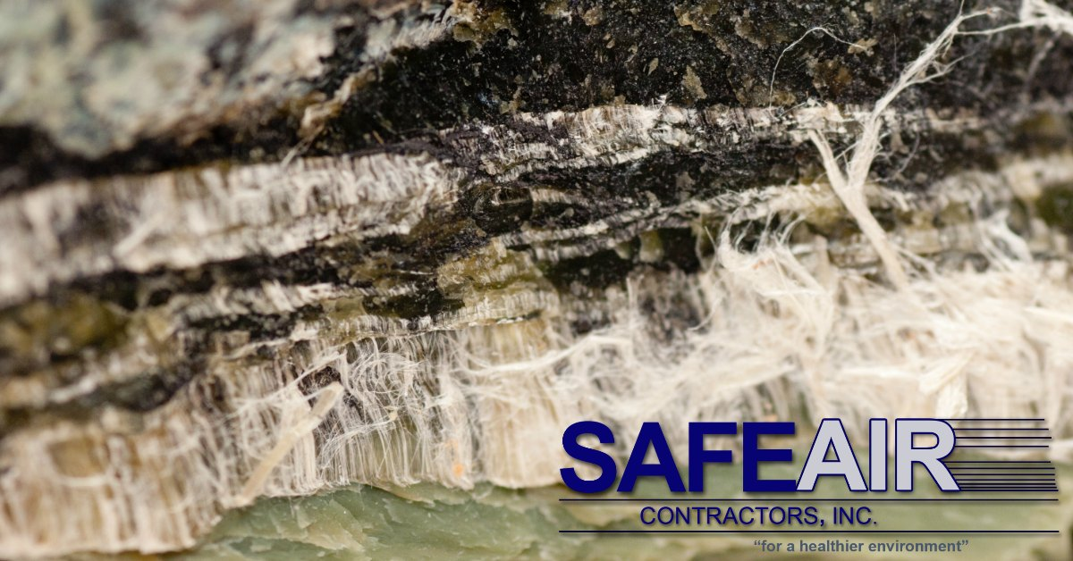 Asbestos Pipe Insulation Removal