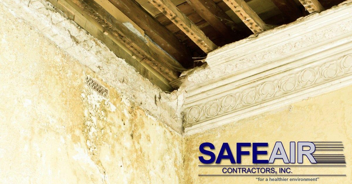 Asbestos Plaster Removal