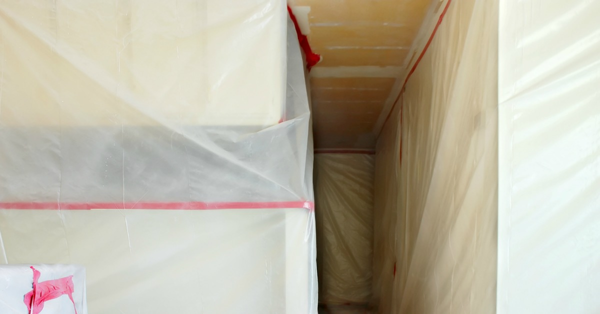 popcorn ceilings and asbestos