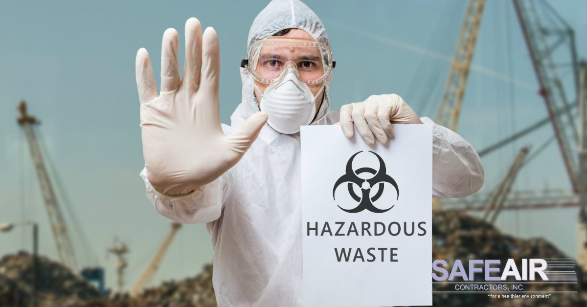 Ohio Hazardous Waste Disposal: 6 Things You Need to Know