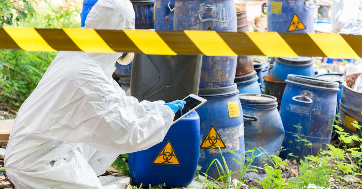 Ohio Hazardous Waste Regulations and Your Small Business