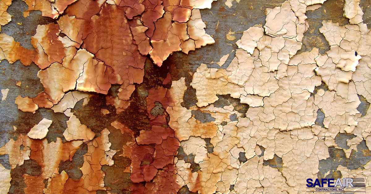 Are Lead Paint Chips Hazardous Waste? What You Should Know